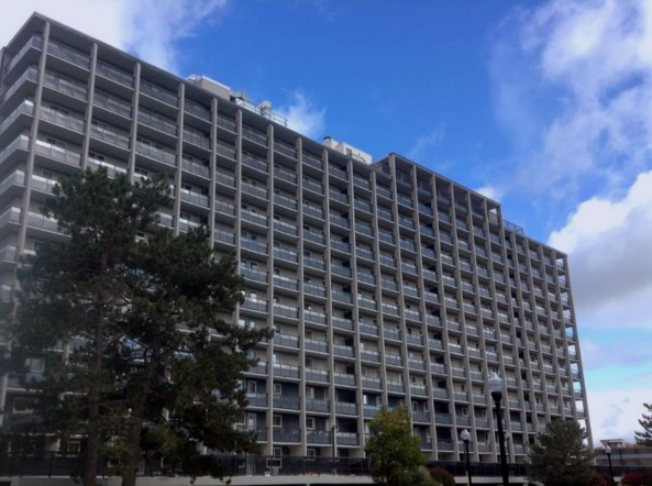 High-Rise Building restoration project