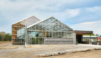 Gage Park Conservatory