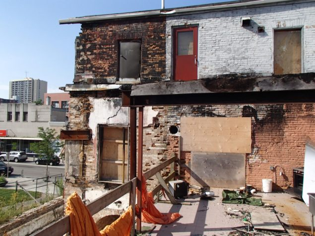 Structural Damage Reports