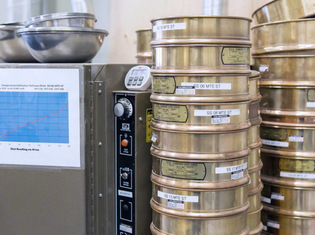 Materials Testing Laboratory