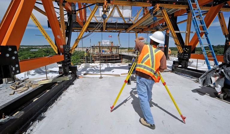 Bridge and Culvert Layout survey
