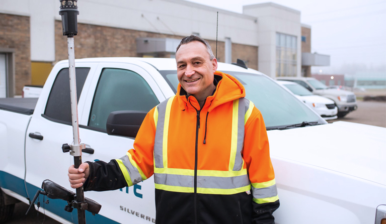 Ontario Land Surveyor