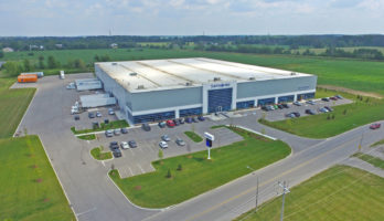 Samsonite Canada Inc. Warehouse