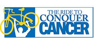 The Ride to Conquer Cancer Logo