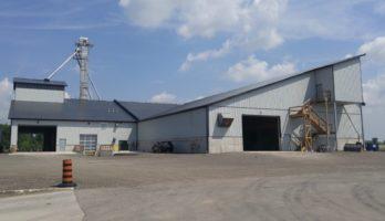 Scotland Agromart Fertilizer Storage Facility