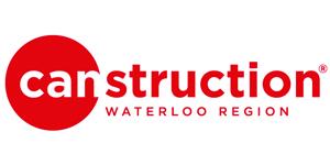 Canstruction Waterloo Region logo