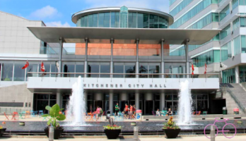 Kitchener City Hall Open Space Renewal