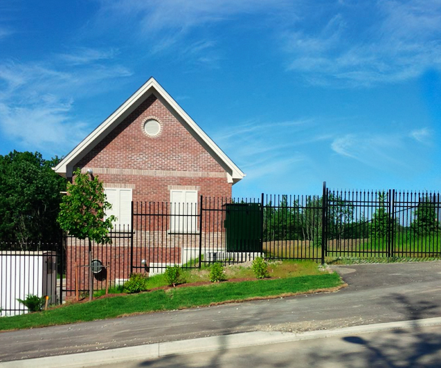Limerick Pumping Station in Cambridge, Ontario