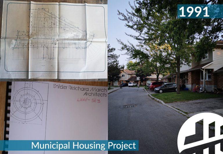 Design of a Municipal Housing project