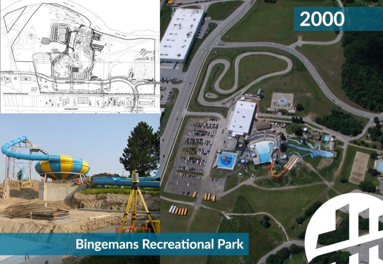 Redevelopment of Bingemans Recreational Park