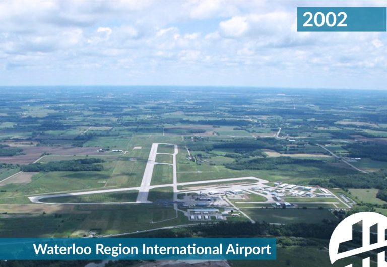 Design of Waterloo Region International Airport