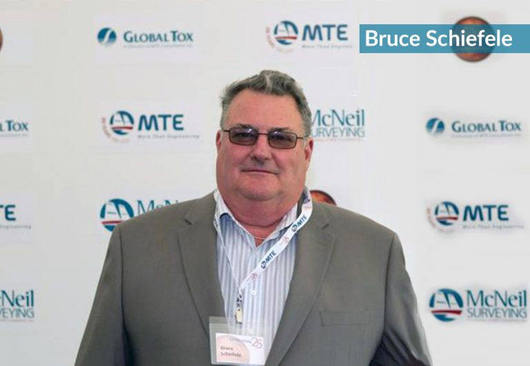 MTE's founder, Bruce Scheifele