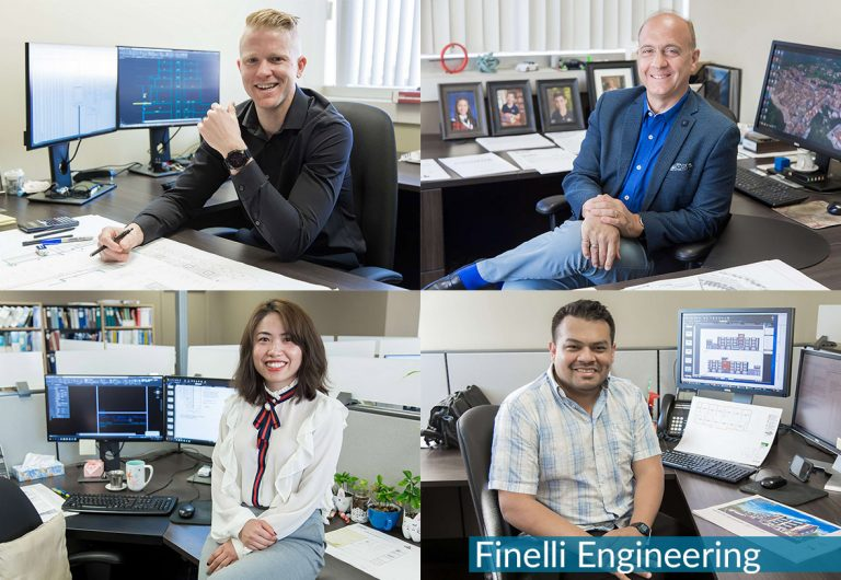 Staff from Finelli Engineering who joined MTE in 2010