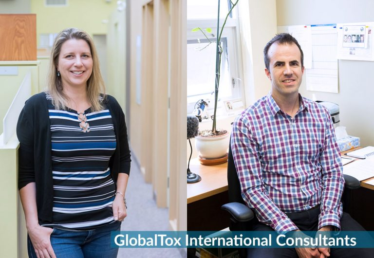 Staff from GlobalTox International who joined MTE Consultants