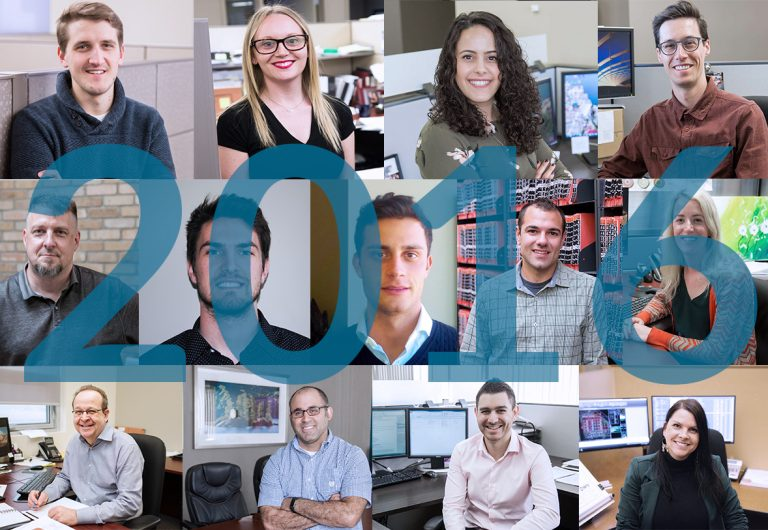 Staff who joined MTE in 2016