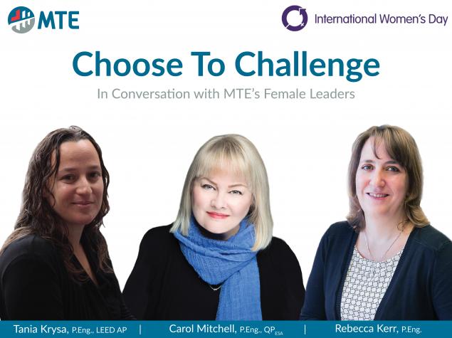 MTE's Female Leaders