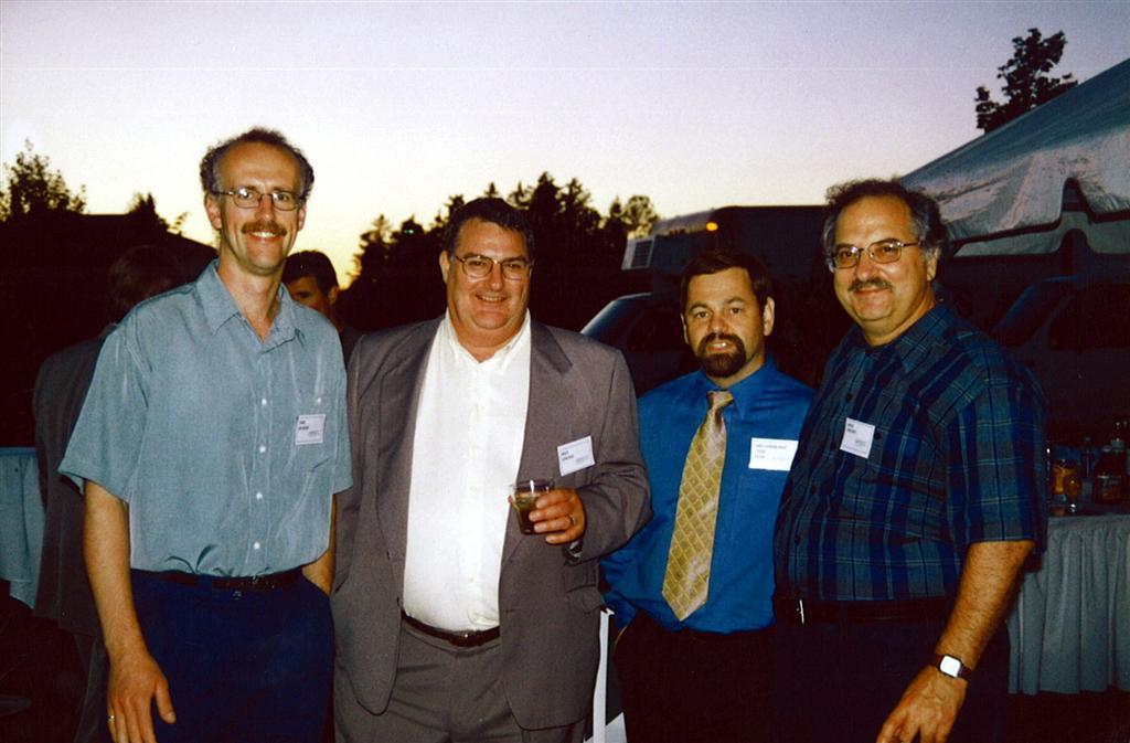 Bruce Scheifele MTE's 15th Anniversary